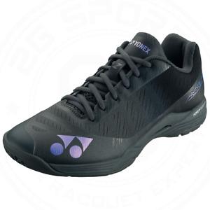 Yonex Power Cushion AERUS Z Mens Badminton Shoes SHBAZM Dark Grey, Lightest