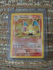 Charizard 4/130 Base Set 2 Holo Rare Pokemon Card
