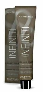 AFFINAGE INFINITI HIGH LIFT & NO LIFT SERIES Permanent Hair Color ~ 3.38 fl. oz.