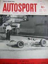 Autosport April 26th 1963 *East African Safari Rally & Pau Grand Prix*