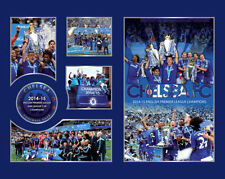 New Chelsea Premiers Limited Edition Memorabilia Framed