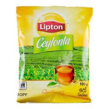 Pure Ceylon Black Tea Loose BOPF Lipton Ceylonta