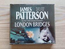 London Bridges James Patterson CD Audiobook