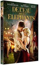 27471//DE L'EAU POUR LES ELEPHANTS  DVD EN TBE