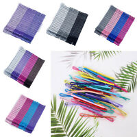 50PCS 6cm Candy Color Hair Clips Wave Flat Hairpin Metal Barrette Bobby Pins