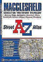 Macclesfield Street Atlas von Geographers' A-Z Map Company (2011, Taschenbuch)
