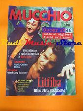 Rivista MUCCHIO SELVAGGIO 241/1997 Litfiba Nick Kent Red Dog Saloon  No cd