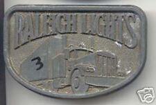 Buckle 3-1/2X2-1/4 Raleigh Lights Belt