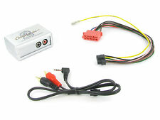 Vw Passat Sharan Golf Polo Aux Adaptador De Plomo Conector de 3.5 mm Ipod Mp3 ctvvgx002 pre 97