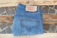 Levis 501 jeans uomo blu vintage men Levi's 501 blu jeans mexico made W.30 L.30