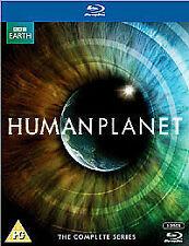 Human Planet (Blu-ray, 2011, 3-Disc Set)