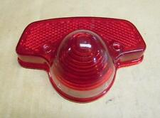 LUCAS L679  REPLACEMENT TAIL LIGHT LENS TRIUMPH NORTON BSA BULTACO CZ 1966-1972