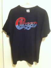 Chicago 2010 Matching Thunderbirds Concert T Mens L