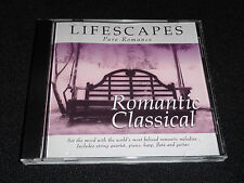 LIFE SCAPES PURE ROMANCE ROMANTIC CLASSICAL CD (LIKE NEW)