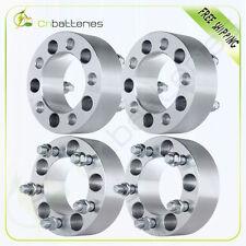 "4Pcs 1"" Wheel Spacers 5x4.5 12x1.5 5x114.3 For Hyundai Elantra 2007-2013"
