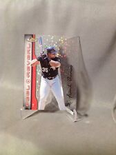Frank Thomas 1999 Topps Finest Peel And Reveal Sparkle Card PR10 White Sox