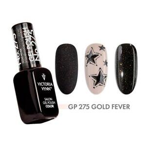 Victoria Vynn GEL POLISH COLOUR 275 GOLD FEVER Art Hybrid UV/LED Soak Off