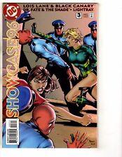 Showcase 96 # 3 NM 1st Print DC Comic Book 1st Birds Of Prey Lois Lane PP12