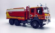 RENAULT Camion Pompiers KERAX CCFS 9000 SIDES SÉCURITÉ CIVILE CORSE 1/43 ELIGOR