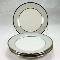 "Set of 4 - Tirschenreuth Dawn Bread and Butter Plates *Mint* (6-1/4"" diameter)"