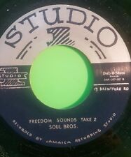 FREEDOM SOUNDS  TAKE 2 / FREEDOM SOUNDS.  SOUL BROS