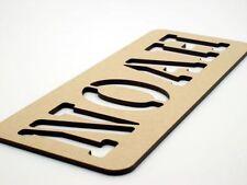 Wooden Decorative Door Signs/Plaques