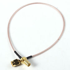 Extension Cable RP-SMA Male to RP-SMA Female RF Connector Pigtail Cable