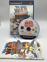 Tom and Jerry: War of the Whiskers (2003) PS2 PAL Complete