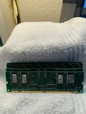 Four Used HP D8265A D8265-69000 D8265-63000 128MB SDRAM