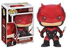 Funko Marvel DAREDEVIL #120 (Red Suit) POP! Vinyl Bobble-Head Action Figure