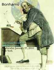 BONHAMS AMERICAN FURNITURE & DECORATIVE ARTS