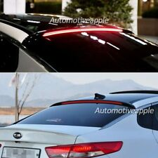 LED Surface-emission Long type Roof Spoiler Painted for 2016 2017 Kia Optima K5