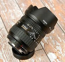 Nikon AF Sigma 28 135mm Zoom se ajusta D300 D600 Apherical IF D700 D800 D80 D90