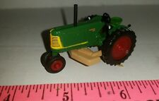 1/64 ERTL custom agco white oliver 88 tractor mounted woods belly mower farm toy