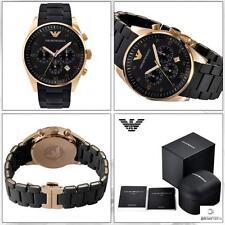 Emporio Armani Sportivo AR5905 Wrist Watch for Men 100% Brand New Authentic
