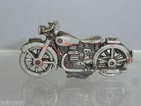 VINTAGE DIE CAST MODEL No.X BSA ? MOTORCYCLE ( FOR RESTORATION )