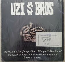 Uzi $ Bros* – Nothin' But A Gangster / We Got Mo' Soul / People Make The World