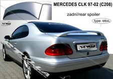 SPOILER REAR BOOT MERCEDES BENZ CLK W208 C208 WING ACCESSORIES