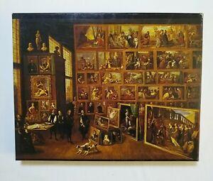 Vintage ~ SPRINGBOK 475+ Puzzle ~ Archduke Leopold Wilhelm Reviews His Gallery