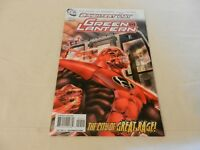 Brightest Day Green Lantern The City of Great Rage! DC Comics #54 July 2010