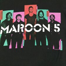 Maroon 5 Tour Mens T-Shirt North American Tour 2013 Size Small
