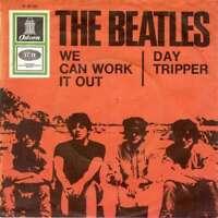 "The Beatles - We Can Work It Out / Day Tripper (7"", Sin Vinyl Schallplatte 17054"