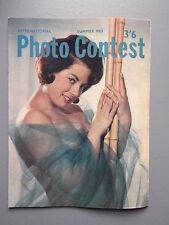 R&L Vintage Mag: International Photo Contest Summer 1962 (July 1962)