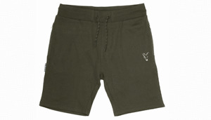 New Fox Collection Green Silver Lightweight Shorts - All sizes - Carp Fishing
