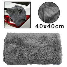 High Absorbent Microfiber Car Towel Ultra Soft Washing Drying Towel 40*40cm