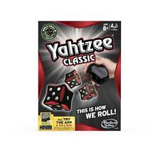 Yahtzee Classic Family Dice Game Shake Score and Shout - Pad Board Hasbro