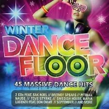 "Various Artists - ""Dance Floor Winter"" - 2011"