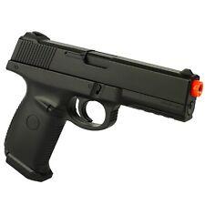 New listing DOUBLE EAGLE M27 AIRSOFT SPRING HAND GUN PISTOL w/ LOCKING SLIDE 6mm BBs BB