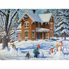 """""""Making New Friends"""" 500-Piece Jigsaw Puzzle - Sealed"""
