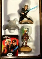 *New Disney Infinity 3.0 Star Wars Anakin Ahsoka Twilight Crystal Playset w card